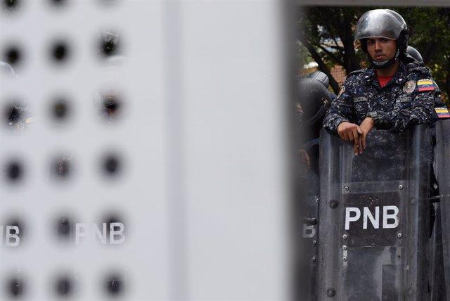 AMP.- Venezuela.- Venezuela detiene al periodista Roland Carreño, del partido de