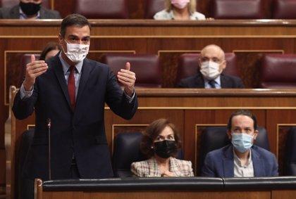 Sánchez propone ahora cuatro meses de alarma para sumar al PP y que el Consejo Interterritorial lo revise en marzo