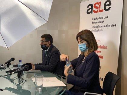 Mendia apela a los valores en favor del bien común de las sociedades laborales para afrontar la salida de la pandemia