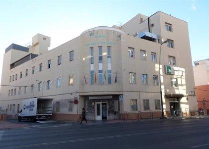 Junta completa el traslado del Hospital Cruz Roja de Almería al Torrecárdenas y deja seguridad en el edificio