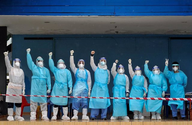 Coronavirus.- La pandemia de coronavirus supera los 44 millones de contagios tra