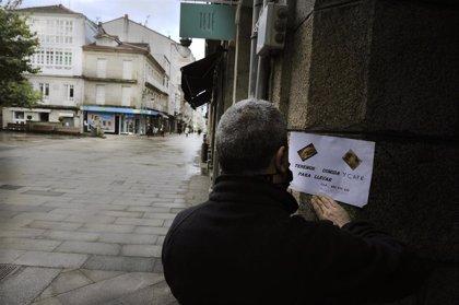 Galicia roza los 40 municipios en alerta máxima por covid-19