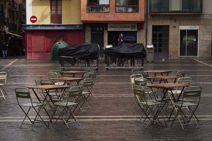 Navarra Suma pide al Gobierno foral ampliar la franja horaria para los pedidos a domicilio y el 'take away'