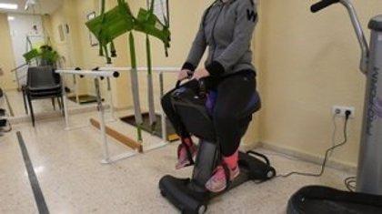 Un estudio de la UEx muestra el trabajo con simuladores de la marcha como alternativa a terapias contra el dolor crónico