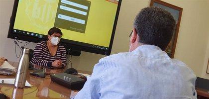 El Ayuntamiento de València reorganiza servicios con turnos y teletrabajo desde el lunes ante la situación de la Covid