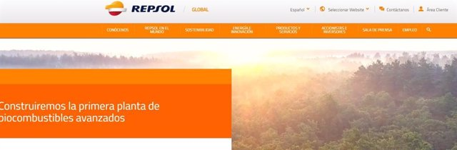 Repsol.Com, la mejor web corporativa de España según la consultora Comprend
