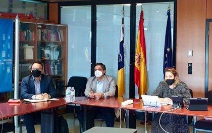 Asprocan y Gobierno de Canarias logran el compromiso del ministro Planas con los fondos POSEI