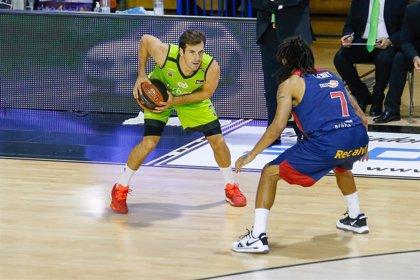 Tomás Bellas firma con el UCAM Murcia hasta final de temporada