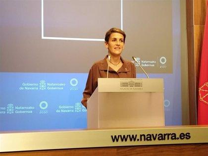 Navarra trabaja en 125 proyectos por importe de 3.419 millones para la próxima década