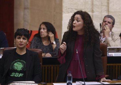 Diputados de Adelante afines a Teresa Rodríguez deciden el cese de Nieto como portavoz en una reunión sin miembros de IU