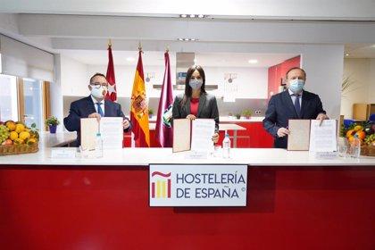 Ayuntamiento y Confederación Empresarial Hostelera difundirán la imagen de Madrid como referente en turismo gastronómico
