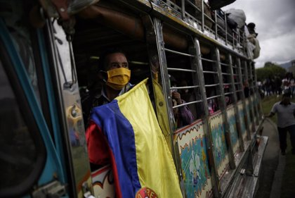 """Colombia.- MSF advierte de que la violencia en Colombia está en un nivel como el de las """"peores épocas del conflicto"""""""