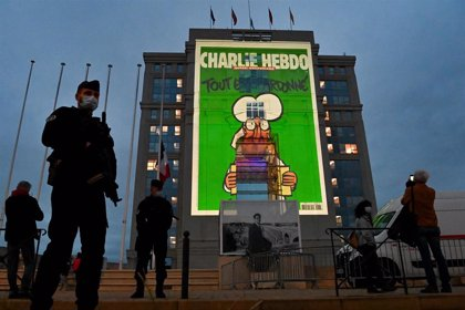 """Francia defiende la """"libertad de publicación"""" frente a las """"intimidaciones"""" de Turquía"""