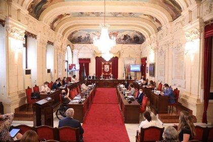 El futuro de la parcela del Astoria y Victoria y el cierre de Coca-Cola, a debate en el pleno de Málaga