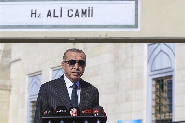 Turquía/Francia.- Turquía condena la portada del nuevo número de la revista 'Cha