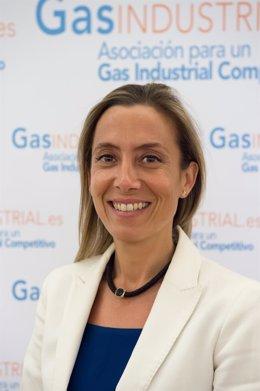 Verónica Rivière, presidenta de GasIndustrial