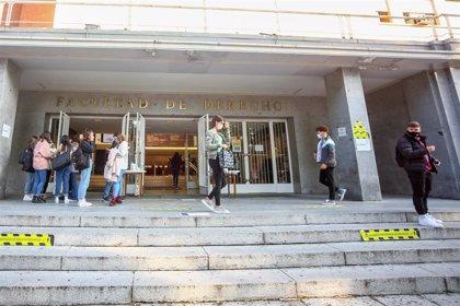 Las universidades madrileñas han detectado 170 casos positivos de Covid-19