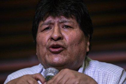 Evo Morales figura entre los invitados a la toma de posesión de Arce en Bolivia