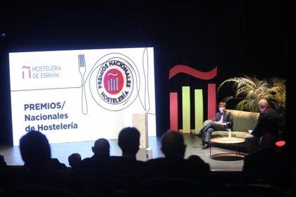 """Almeida defiende en los Premios Nacionales de Hostelería que """"la hostelería es segura, no es un foco de contagio"""""""