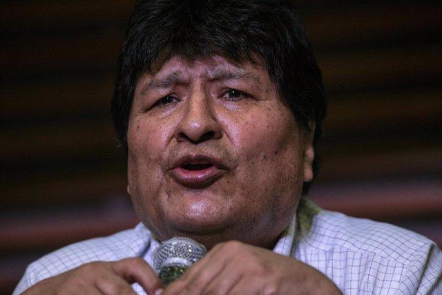 Bolivia.- Evo Morales figura entre los invitados a la toma de posesión de Arce e