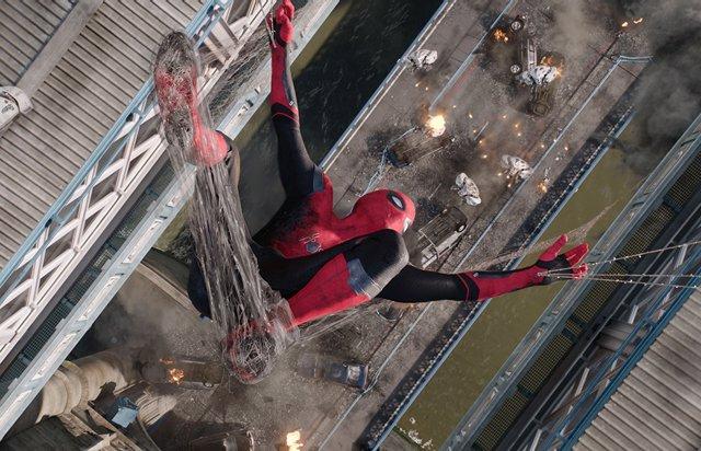 """Tom Holland ya tiene el guion de Spider-Man 3: """"No os voy a contar nada, he aprendido de mi error"""""""