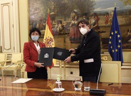 Educación y el Cervantes refuerzan su colaboración para promover la educación, lengua y cultura españolas en el exterior