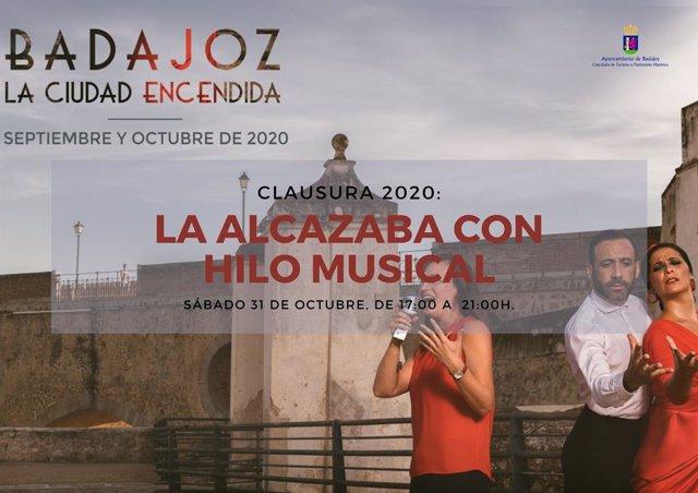 Actividad de 'Badajoz la ciudad encendida'