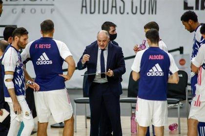 """Pablo Laso: """"El Bayern es muy completo y viene en muy buena dinámica"""""""