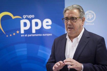 Zoido (PP) pide a la UE trabajar con el próximo presidente electo de EEUU para eliminar sus aranceles agroalimentarios