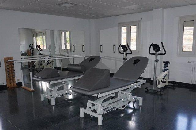 Nueva unidad periférica rural de rehabilitación de Valtierra