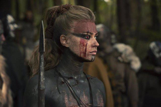 ¿Es Thusnelda, La Poderosa Guerrera De Bárbaros En Netflix, Un Personaje Real?