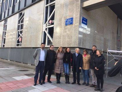 El PSOE acusa a PP y Ciudadanos de proteger el callejero franquista al no recurrir la sentencia