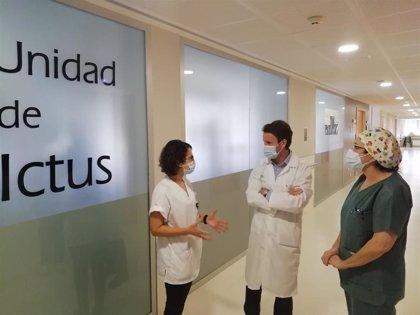 El Hospital de Jaén atiende a 600 pacientes al año en su Unidad de Ictus
