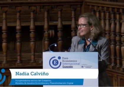 """Calviño pide apoyo parlamentario para aprobar los Presupuestos: """"Es más esencial que nunca"""""""