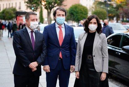 Ayuso no cerrará la Comunidad de Madrid si el Gobierno central no acepta que se haga por días