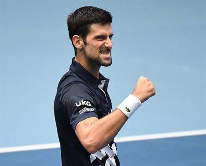Djokovic se asegura el número uno de 2020 e iguala el récord de Sampras