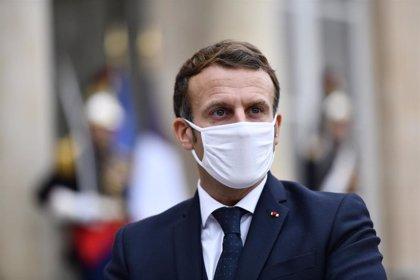 Macron anuncia un nuevo confinamiento en toda Francia a partir del viernes para frenar el avance del coronavirus