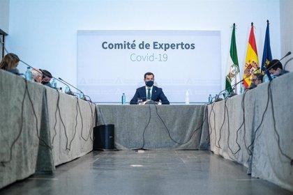 Andalucía decreta cierre perimetral hasta el 9 de noviembre y confina las provincias de Granada, Jaén y Sevilla