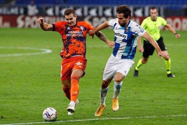 Espanyol y Ponferradina se enfrentan en el RCDE Stadium