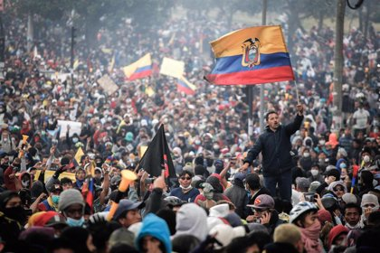 La Policía de Ecuador admite el uso de gases lacrimógenos caducados durante las protestas de 2019