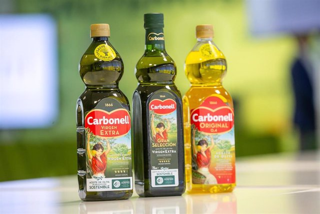Aceite sostenible de Carbonell (Deoleo)