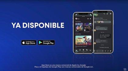 La nueva app de PlayStation cuenta con chat de voz, integración nativa de PlayStation Store y una interfaz rediseñada