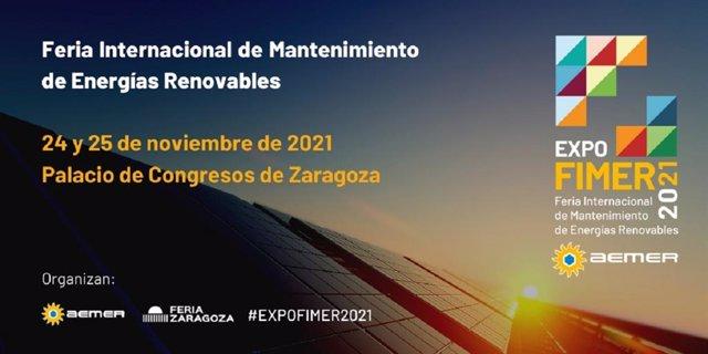 Feria Internacional de Mantenimiento de Energías Renovables 2021.
