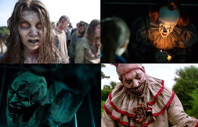 Halloween 5 películas y 5 series en Amazon Prime Video para pasar miedo en Halloween