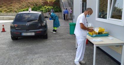 Galicia registra otros 618 contagios por Covid en 24 horas y los casos activos rozan los 8.000