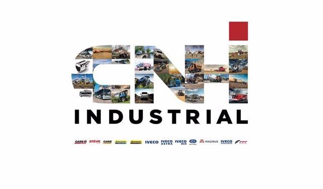 Logo de CNH Industrial.