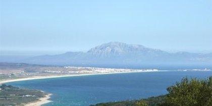 Activada alerta amarilla por fenómenos costeros en el Estrecho de la tarde del jueves al viernes