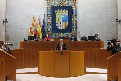 Javier Lambán apela a la unidad y el autogobierno para afrontar las consecuencias de la pandemia