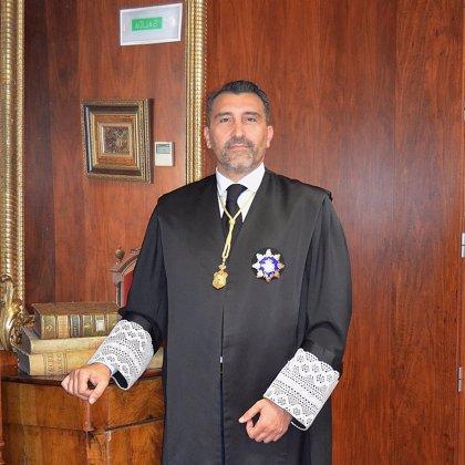 El CGPJ reelige a Francisco Javier Pueyo presidente de la Sala de lo Contencioso-Administrativo del TSJN
