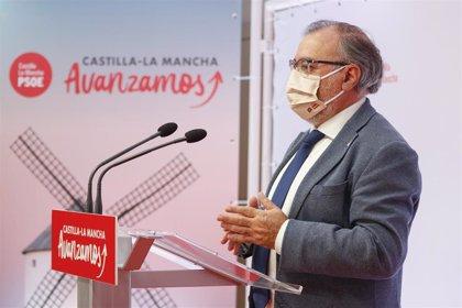 """PSOE reprocha a Núñez su postura sobre el cierre de C-LM: """"Se necesita apoyo, no se puede estar montado en el columpio"""""""